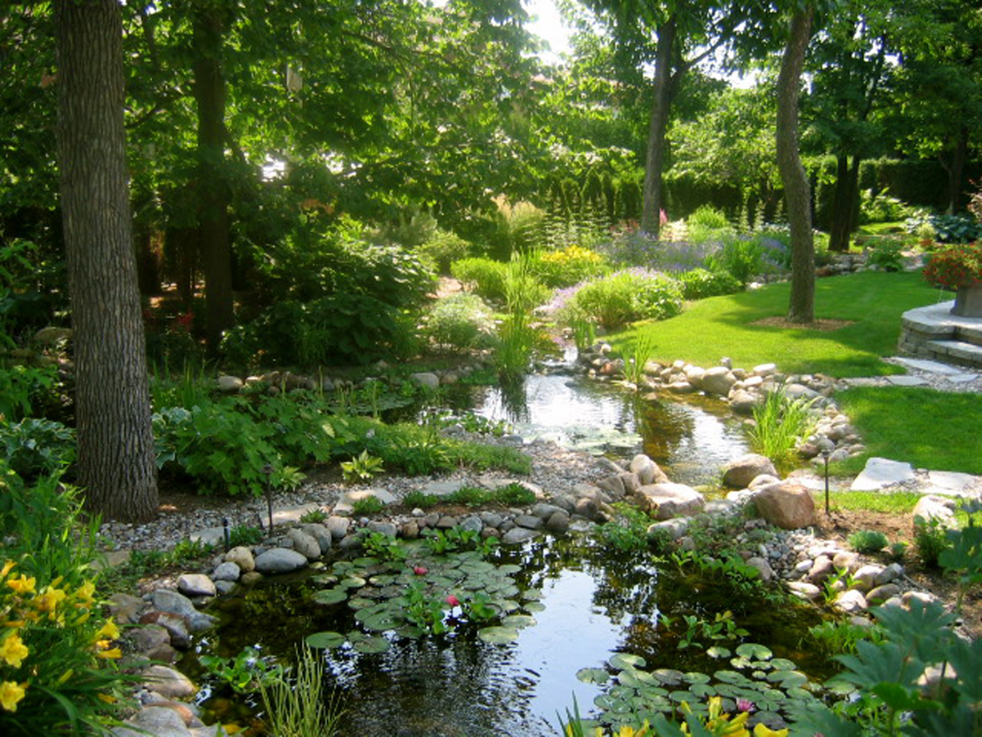l eau les jardins anim s inc