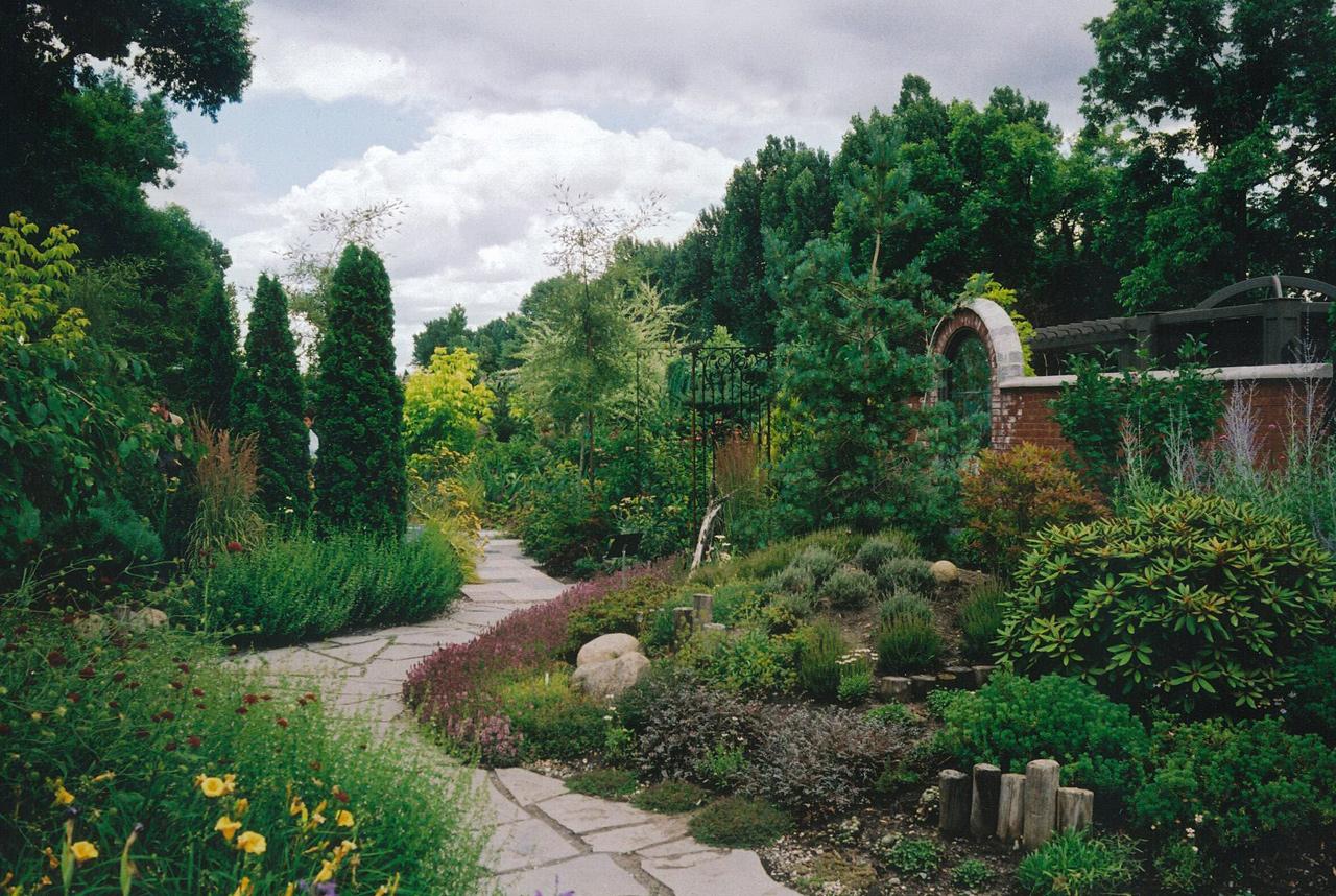 Jardin botanique de montr al les jardins anim s inc for Botanique jardin
