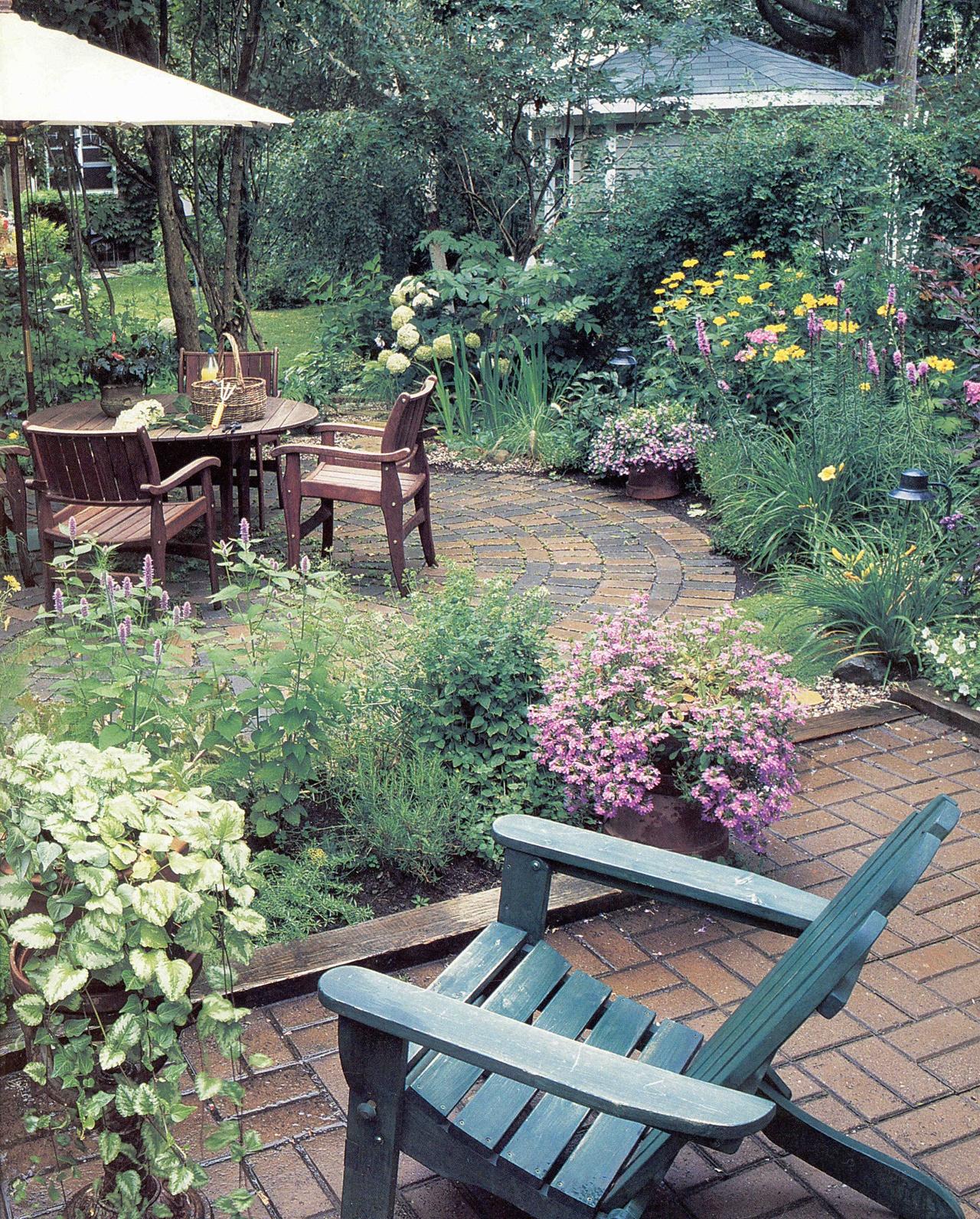Nouveaux horizons,côté jardins no 2, été 1998