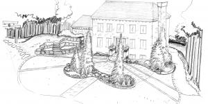 Vaste terrain à Saint-Donat